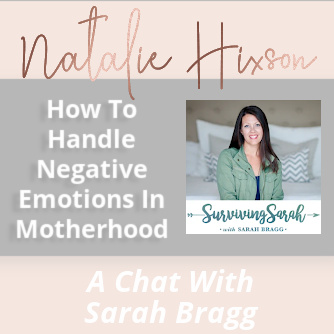 How to Handle Negative Emotions in Motherhood