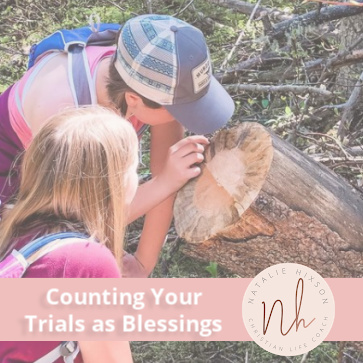 Counting Your Trials as Blessings